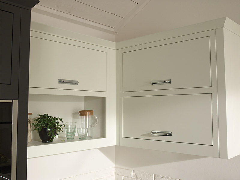 overhead kitchen units