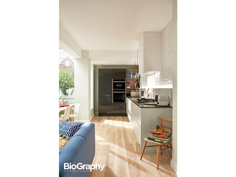 BioGraphy Style 5 kitchen living