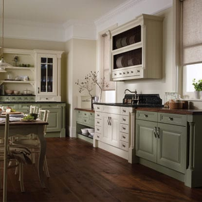 Cornell Willow Classic Kitchen
