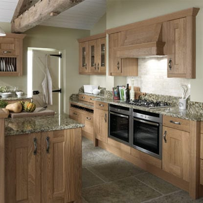 Lyndon Traditional Kitchen