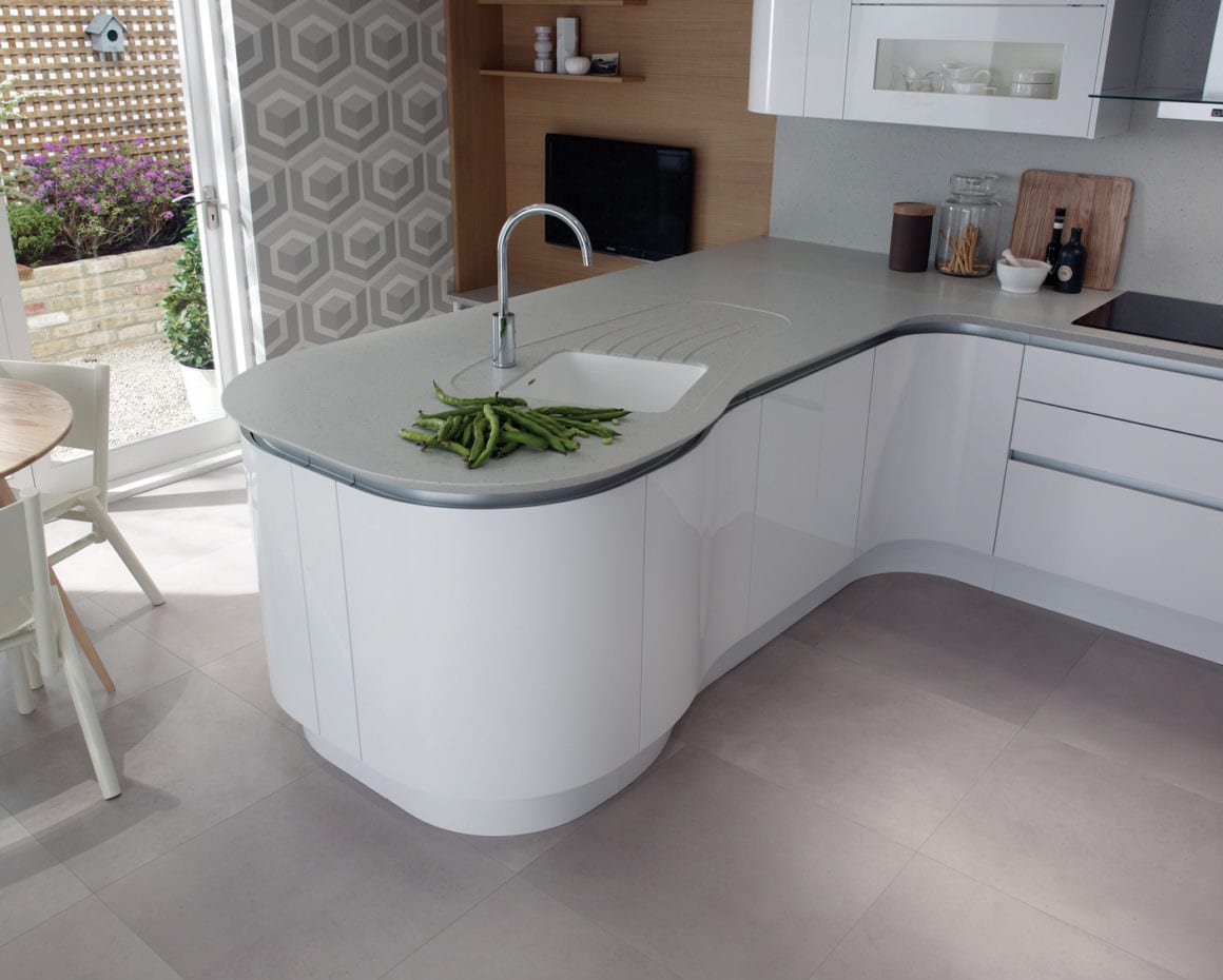Tomba kitchen worktop